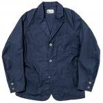 "Workers K&T H MFG Co""Sack Coat, Poplin, Navy"""