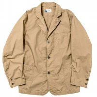 "Workers K&T H MFG Co""Sack Coat, Poplin, Beige"""