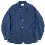 "Workers K&T H MFG Co""Sack Coat, Poplin, Indigo"""