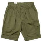 "Workers K&T H MFG Co""Ghruka Shorts, Olive"""