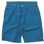 "Workers K&T H MFG Co""Work Shorts, Poplin, Bule"""