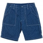 "Workers K&T H MFG Co""Indigo Shorts, Star Dot"""
