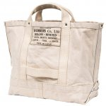 "Workers K&T H MFG Co""Riveted Tool Bag, MEDIUM Short"""