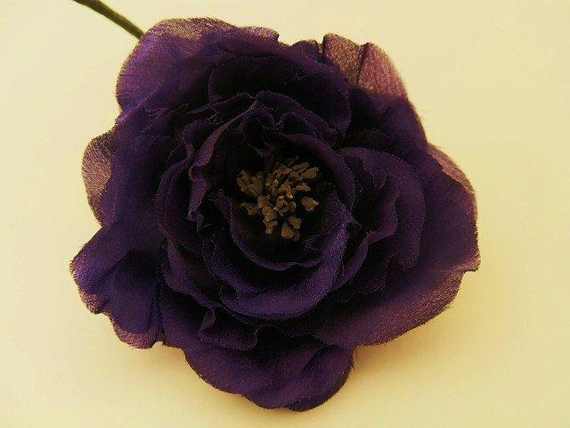すみれ色の薔薇