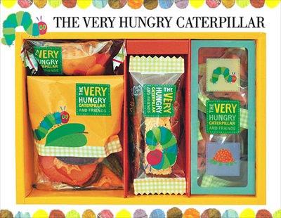 ベストセラー絵本【はらぺこあおむし】のヘルシー野菜スイーツギフト(9pcs)