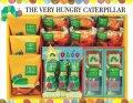 ベストセラー絵本【はらぺこあおむし】のヘルシー野菜スイーツギフト(26pcs)