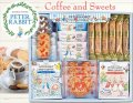 ピーターラビット  ドリップコーヒー&焼き菓子(19pcs)のカフェタイムギフト