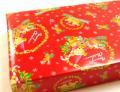 包装紙 クリスマスベア